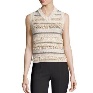 Tory Burch Sweater Vest Size S